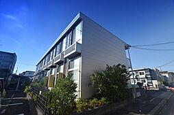 レオパレスフラワーヒルII[2階]の外観