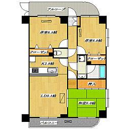 SEKITORA building No.5[4階]の間取り