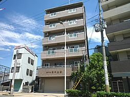 大阪府高槻市八丁西町の賃貸マンションの外観