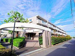 埼玉県所沢市花園3丁目の賃貸マンションの外観