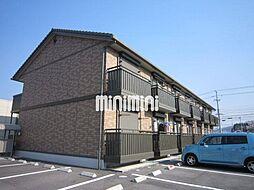 三重県名張市希央台5番町の賃貸アパートの外観