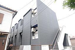埼玉県川口市戸塚3丁目の賃貸アパートの外観