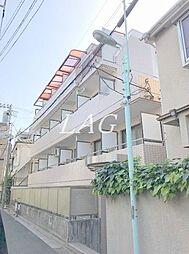 アーバンヒルズ東長崎[1階]の外観