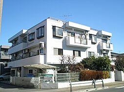 東京都小平市花小金井1丁目の賃貸マンションの外観