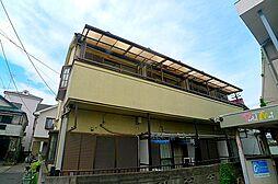 MSハイム八坂[2階]の外観