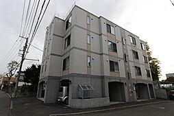 ファミリーコート新札幌[2階]の外観