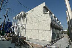 リブリ・袖ヶ浦一丁目[2階]の外観