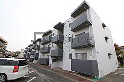 GOJO APARTMENT[1階]の外観