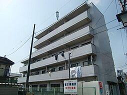 東京都府中市天神町4丁目の賃貸マンションの外観