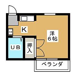 シャルマンハウス石田1号館