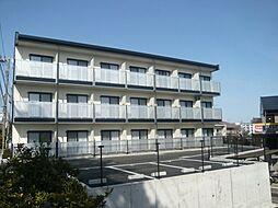 レオパレスファルケ[2階]の外観