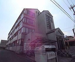 京都府京都市右京区西院東貝川町の賃貸マンションの外観