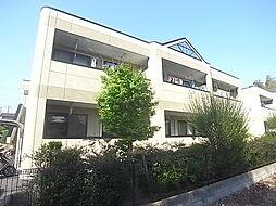 ローズガーデンA[2階]の外観