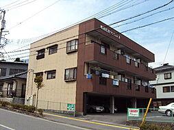 長野県飯田市丸山町2丁目の賃貸マンションの外観
