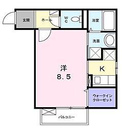 [タウンハウス] 東京都狛江市猪方3丁目 の賃貸【/】の間取り
