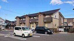 [テラスハウス] 栃木県真岡市さくら1丁目 の賃貸【/】の外観