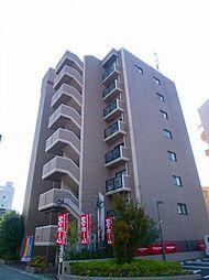 大阪府大阪市東住吉区杭全8丁目の賃貸マンションの外観