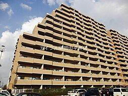 岡山県岡山市北区西古松西町丁目なしの賃貸マンションの外観