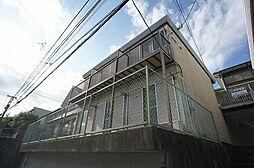 イーグルハイツB[2階]の外観