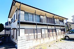吉田荘[101号室]の外観