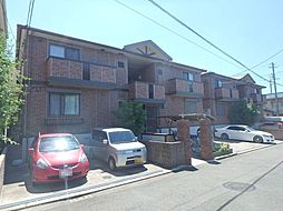 コンクオーレ香ヶ丘 A・B棟[1階]の外観
