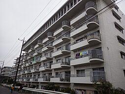 上大岡ハイツB棟[1階]の外観