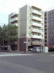 札幌レジデンス桑園[4階]の外観