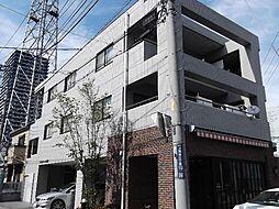 埼玉県さいたま市中央区上落合2丁目の賃貸マンションの外観