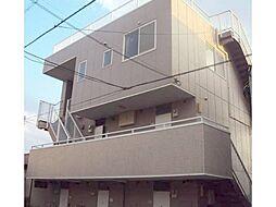 リバーサイドM[1階]の外観