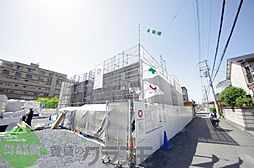 大阪府東大阪市吉田4丁目の賃貸アパートの外観