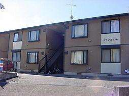 グランボヌール A棟 B棟[B101号室]の外観