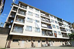 リアルテ霞ヶ丘[4階]の外観
