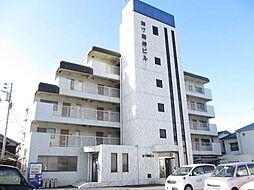 愛媛県松山市空港通6丁目の賃貸マンションの外観
