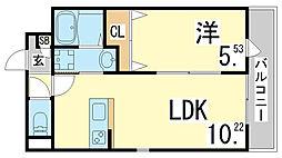 妙法寺駅 6.2万円