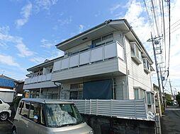 グリーンコーポ戸ヶ崎[1階]の外観
