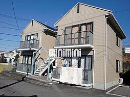 ディアス京町 A[2階]の外観