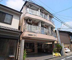 京都府京都市東山区本町新6丁目の賃貸アパートの外観