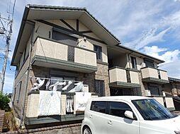 セジュール富士見台 A棟[1階]の外観