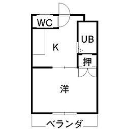 本町六丁目駅 2.2万円