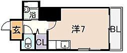 ジョイアスライフ[2階]の間取り