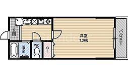 デンクマール50[4階]の間取り