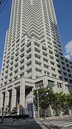 広島県広島市中区上八丁堀の賃貸マンションの外観