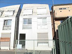 神奈川県横浜市南区榎町1丁目の賃貸マンションの外観