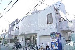東京都杉並区和泉3丁目の賃貸マンションの外観