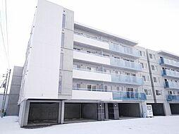 北海道札幌市南区澄川二条3丁目の賃貸マンションの外観