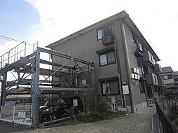 サンビューラ津之江A棟[3階]の外観