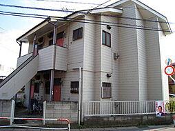 第2田中コーポ[101号室]の外観