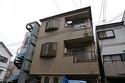 大阪府大阪市西淀川区佃3丁目の賃貸マンションの外観