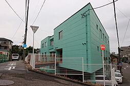 新潟県新潟市中央区下旭町の賃貸アパートの外観