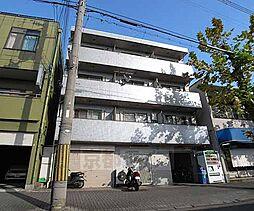 京都府京都市南区東寺東門前町の賃貸マンションの外観
